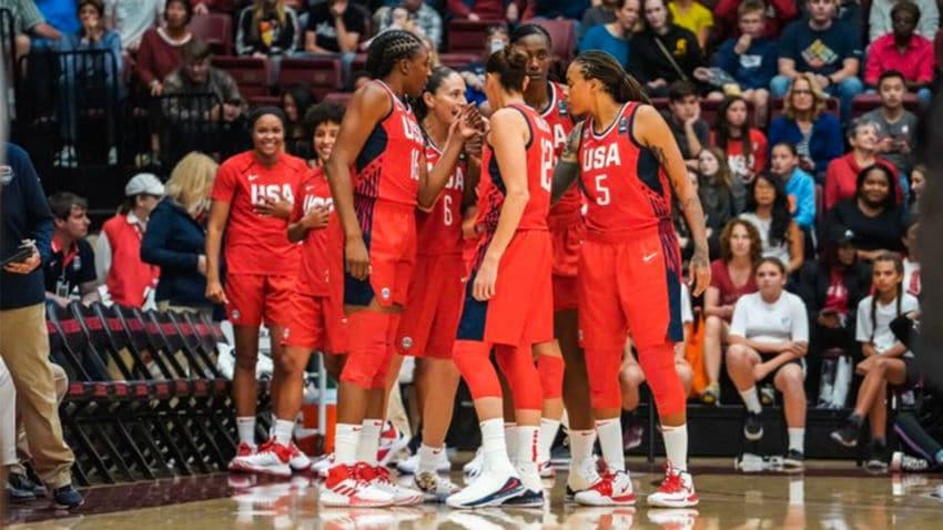 USA Women's National Team Defeats Stanford 95-80 - WNBA.com - Official Site of the WNBA