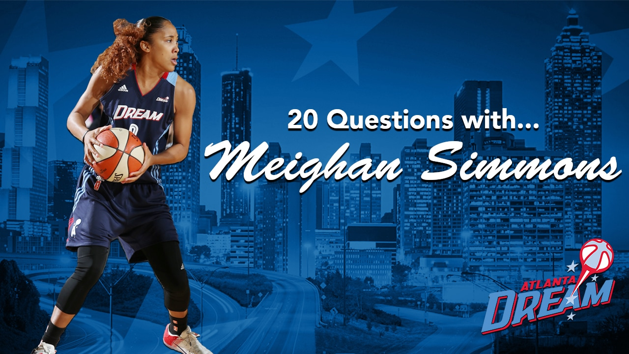 20 Questions w/ Meighan