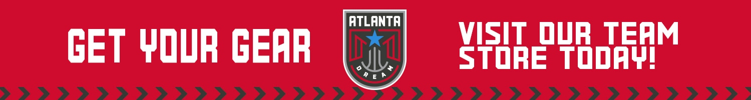 Atlanta Dream Merchandise