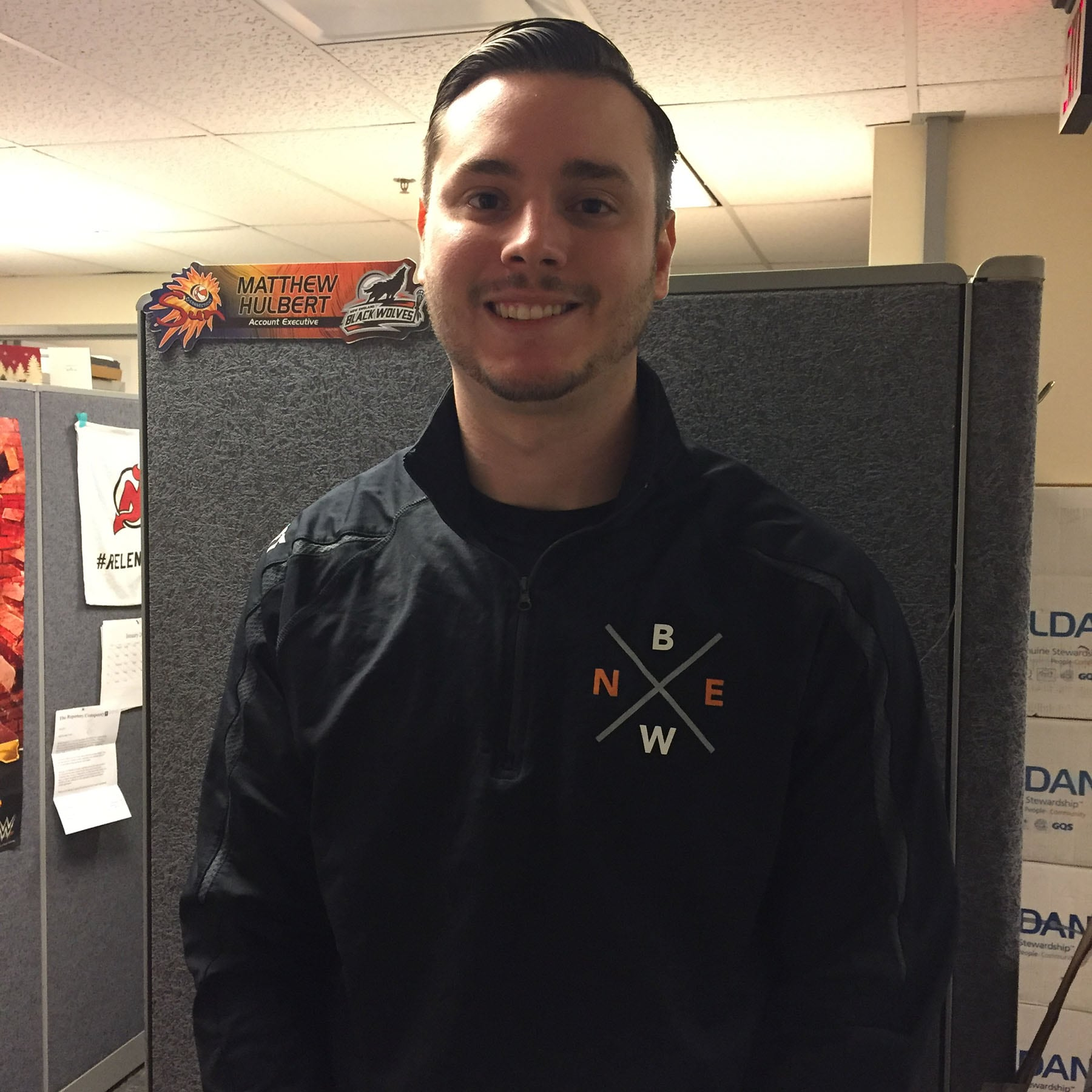 Matt Hulbert - Account Executive