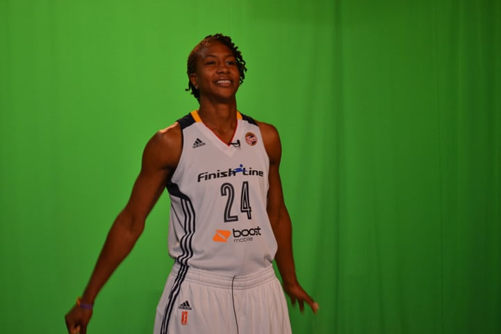 Fever forward Tamika Catchings talks about what's ahead for Indiana in the 2015 season.