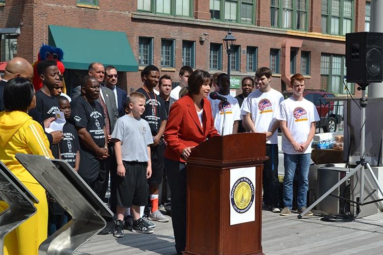 Season Tip-Off Jam For Youth Summer Jobs