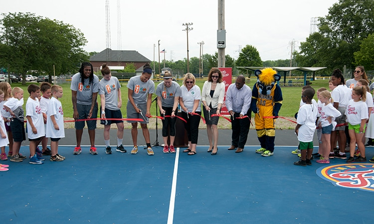 Carson Park Opening