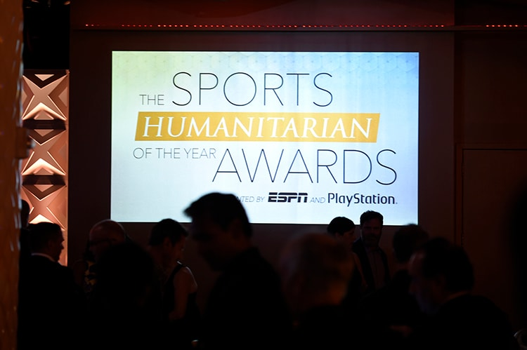 ESPN Sports Humanitarian of the Year Awards
