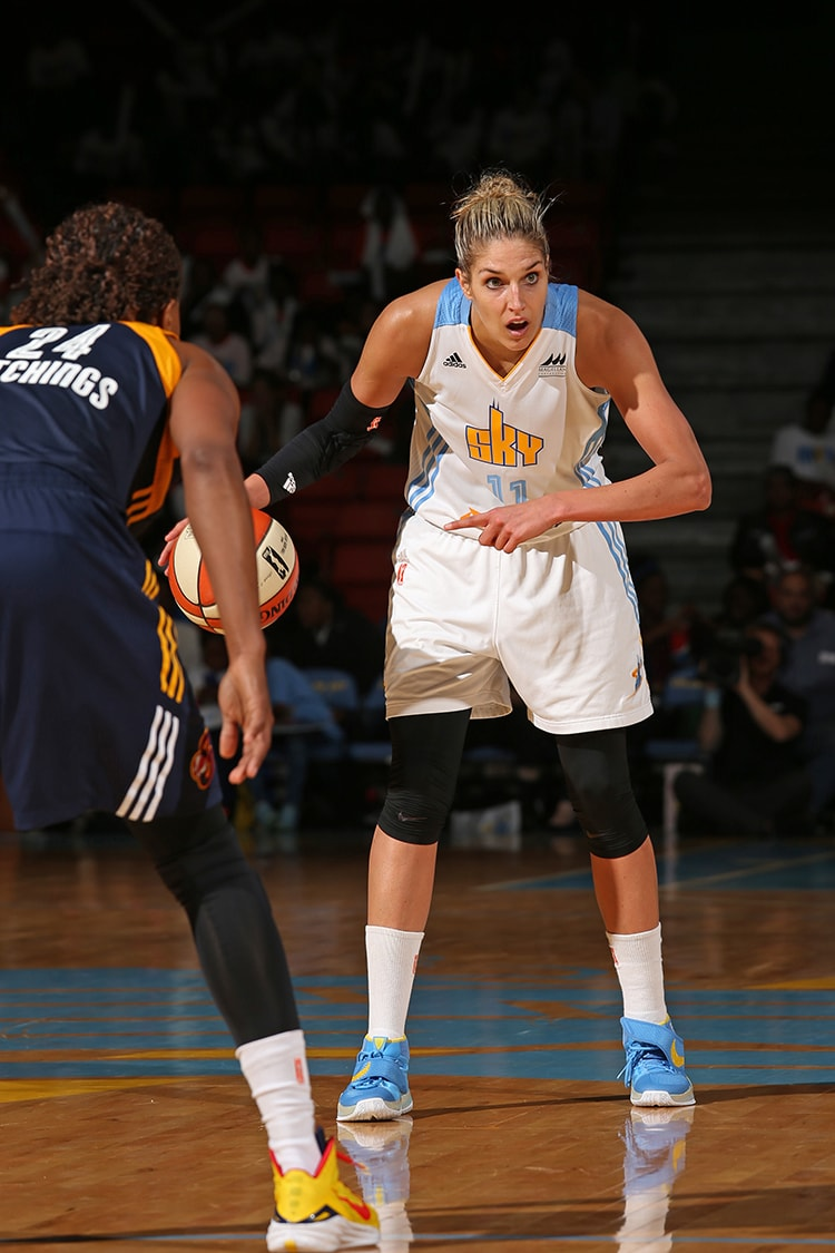 Tamika Catchings, Elena Delle Donne