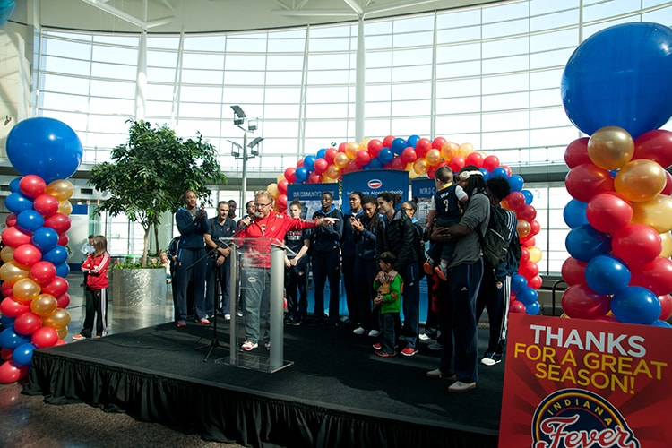 Fever Welcome Back Rally