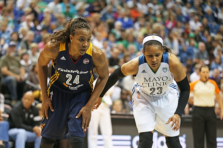 Tamika Catchings, Maya Moore