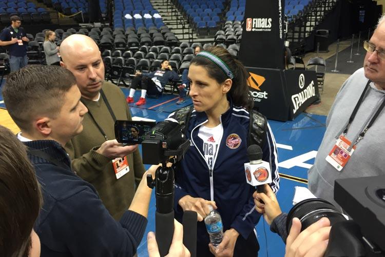 Coach Stephanie White