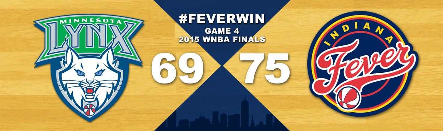 Fever vs Lynx
