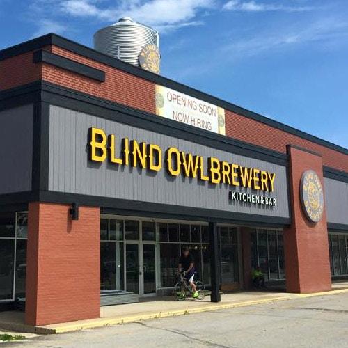 Blind Owl Brewery