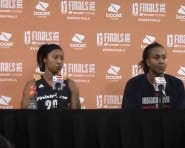 Postgame: Fever Players Press 151004