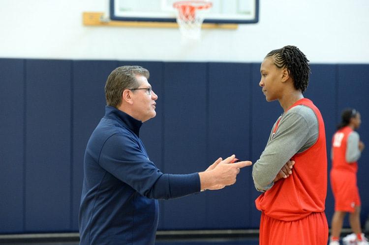 Tamika Catchings, USA basketball