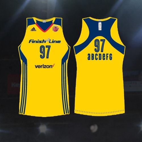 New Fever Jerseys