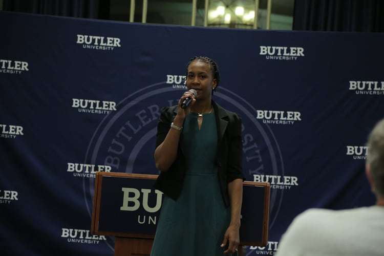 Tamika Catchings Butler CCOM