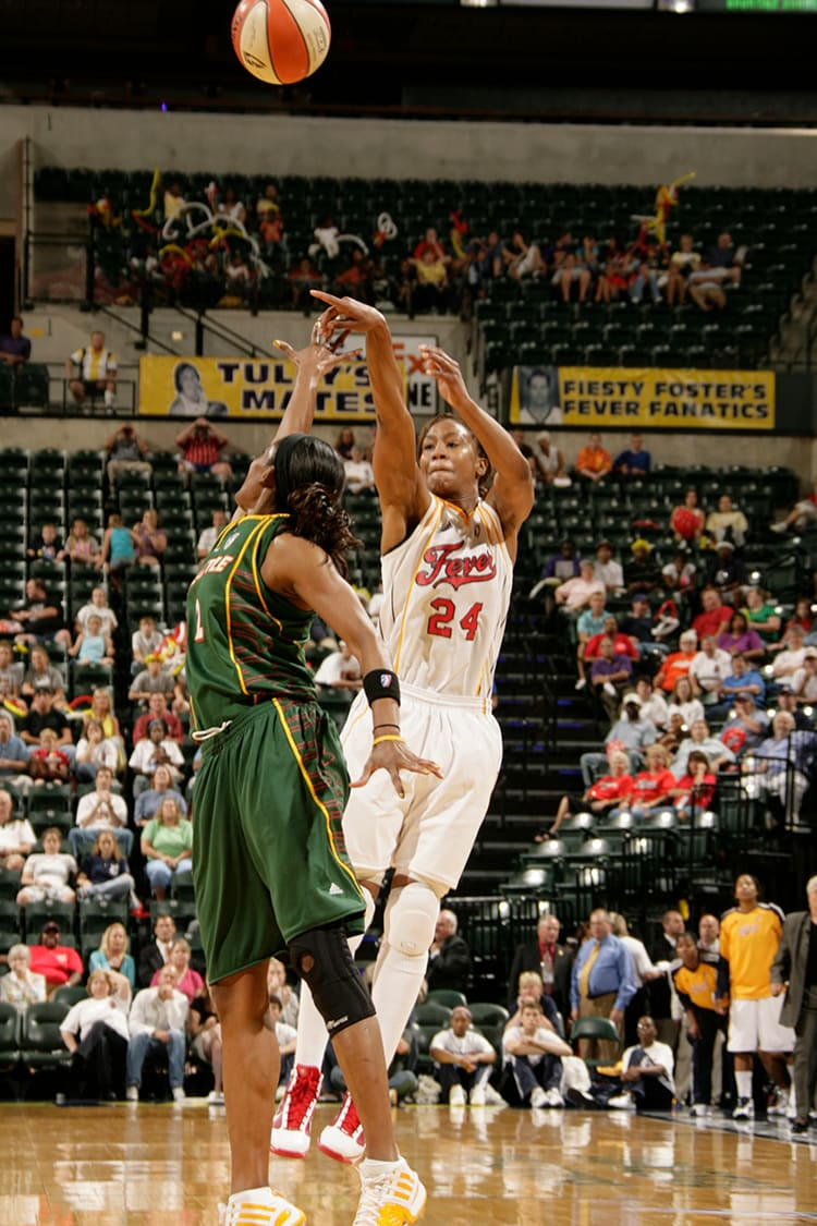 Catchings Seattle Storm