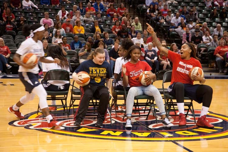 Fever MVP Tipoff Party