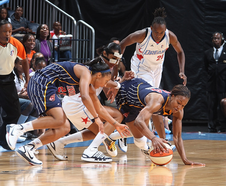 Atlanta Dream Catchings
