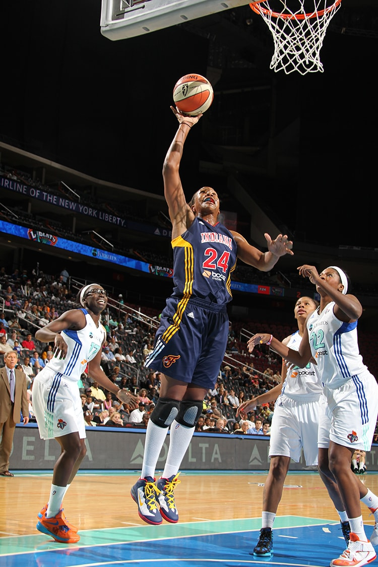 Catchings New York Liberty