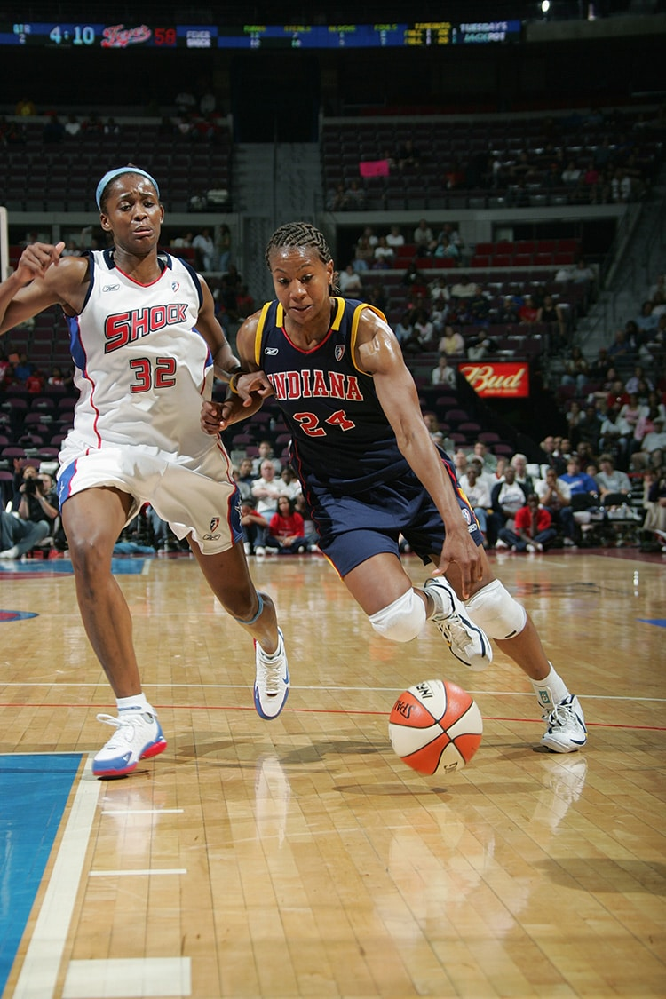 Detroit Shock Catchings