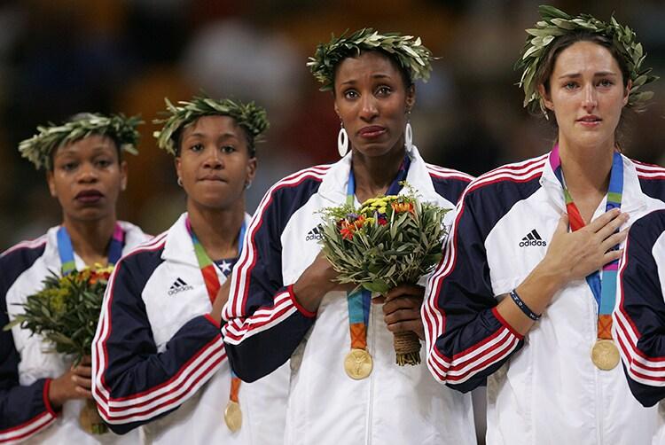 2004 USA Basketball Women's National Team