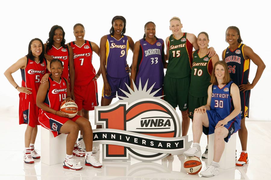 2006 WNBA All-Decade Team