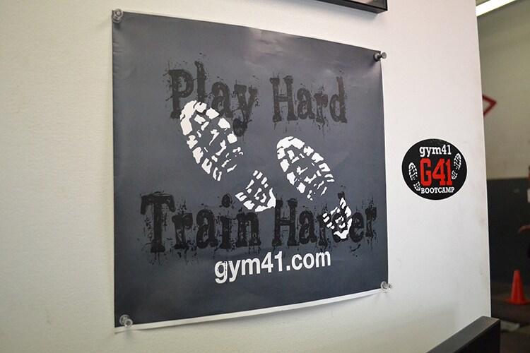 Gym41