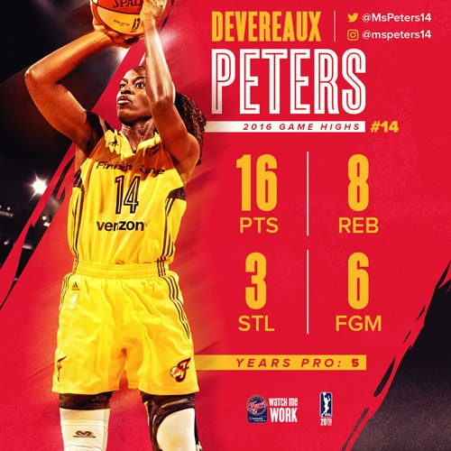 Devereaux Peters