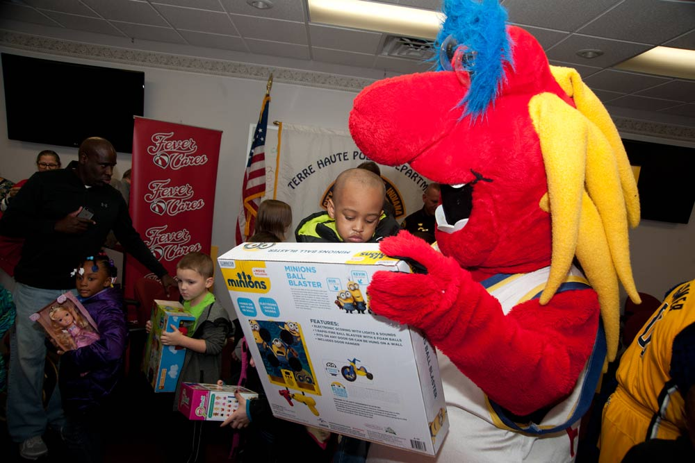2016 Holiday Toy Giveaway: Terre Haute