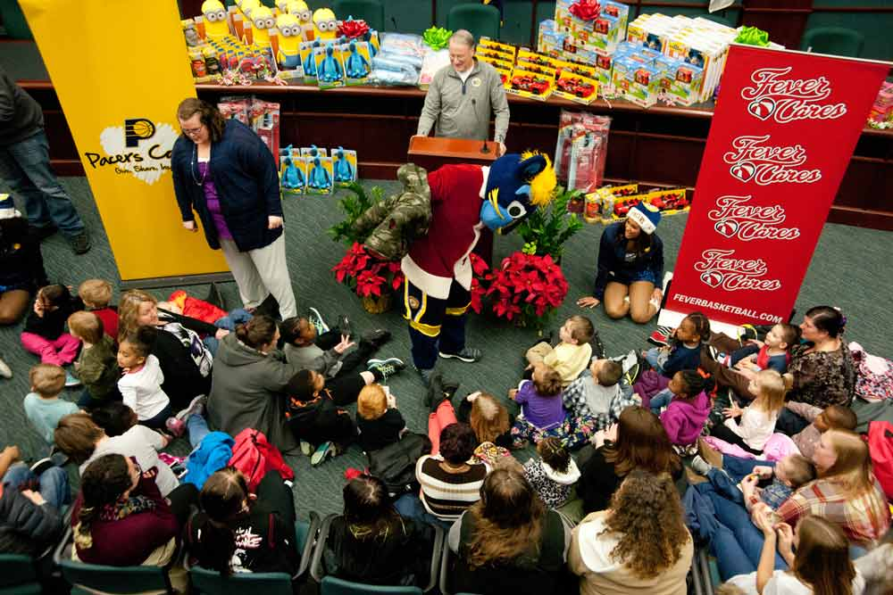 2016 Holiday Toy Giveaway: Bloomington