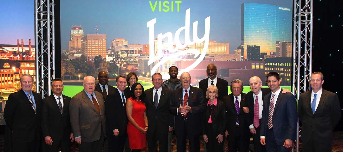 Visit Indy Award