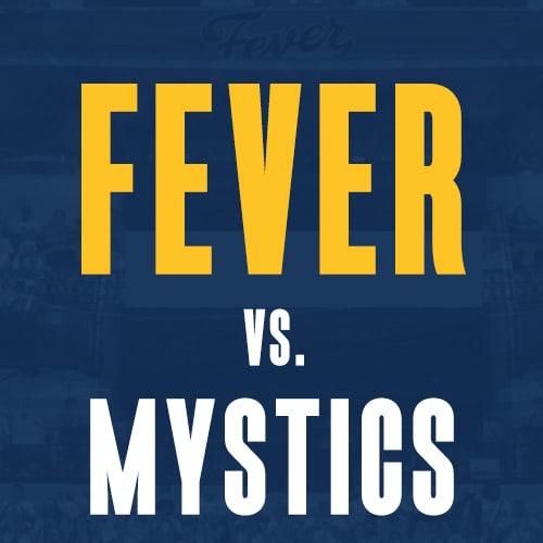Game Preview: Fever vs Mystics