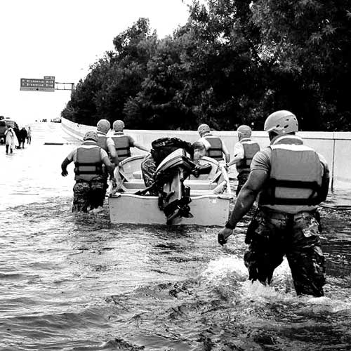 Hurrice Harvey Relief Efforts