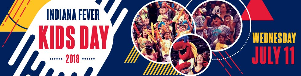 2018 Indiana Fever Kids Day