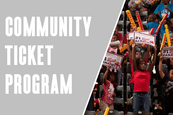 Community Ticket Program