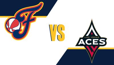 Fever vs Las Vegas Aces