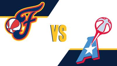 Fever vs Atlanta Dream