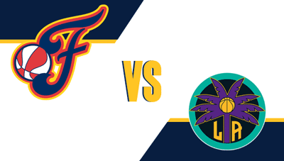 Fever vs Los Angeles Sparks