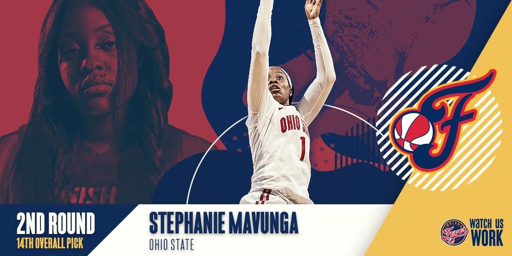 Stephanie Mavunga