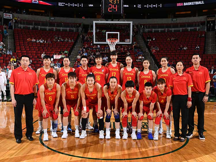 Chines National Team