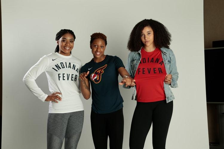 Victoria Vivians, Tiffany Mitchell, Natalie Achonwa