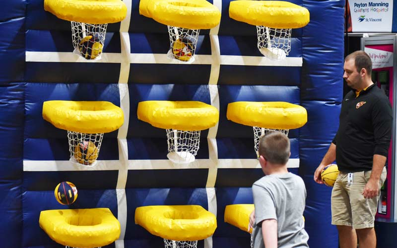 Family Fun Zone presented by Peyton Manning Children's Hospital at St. Vincent