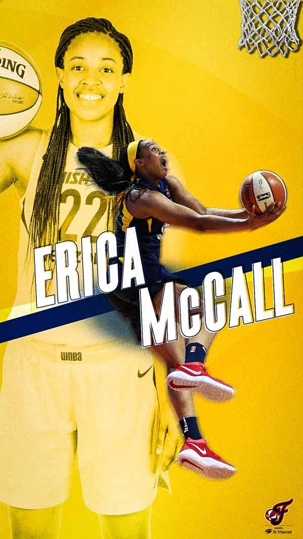 Erica McCall wallpaper