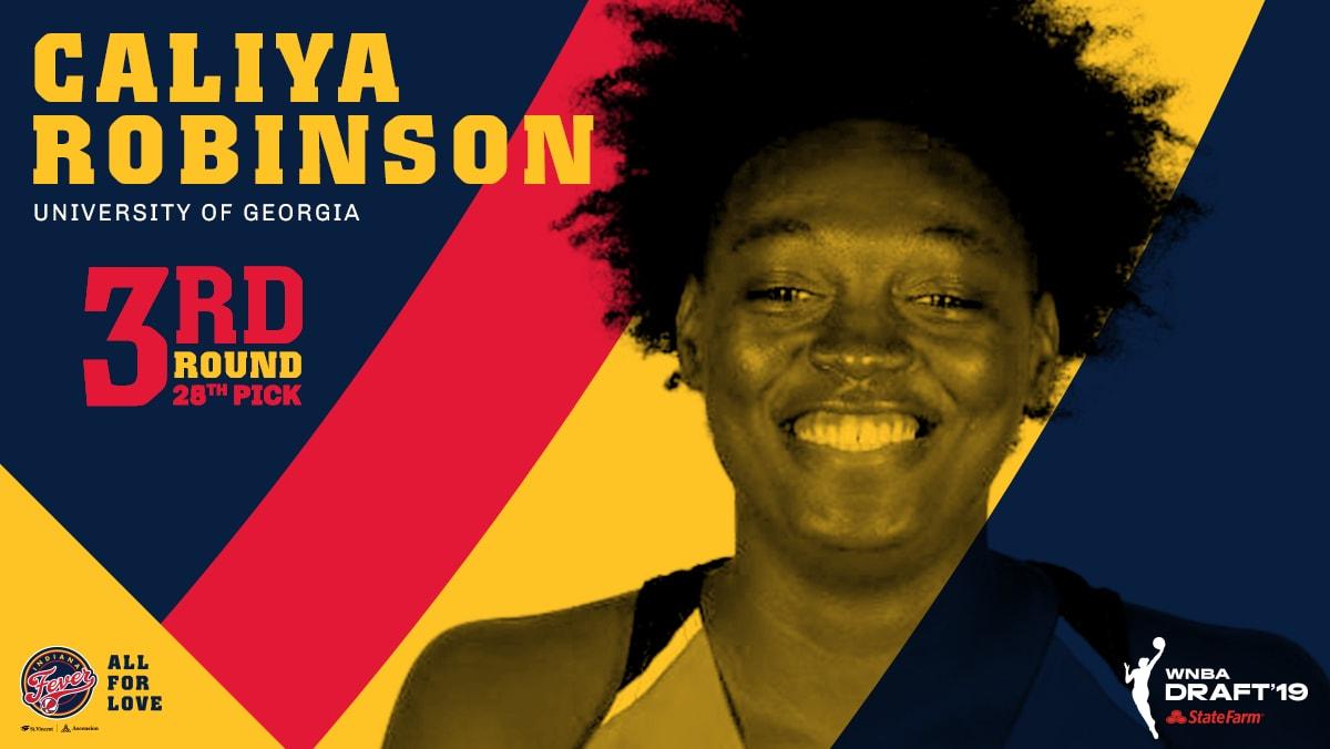 Caliya Robinson