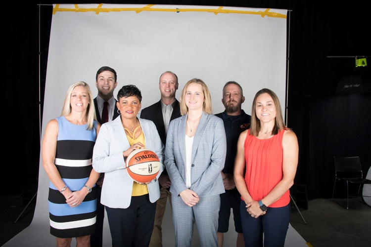 Indiana Fever 2019 Coaching Staff