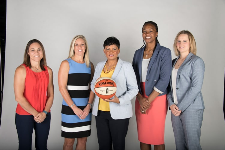 Indiana Fever 2019 Staff