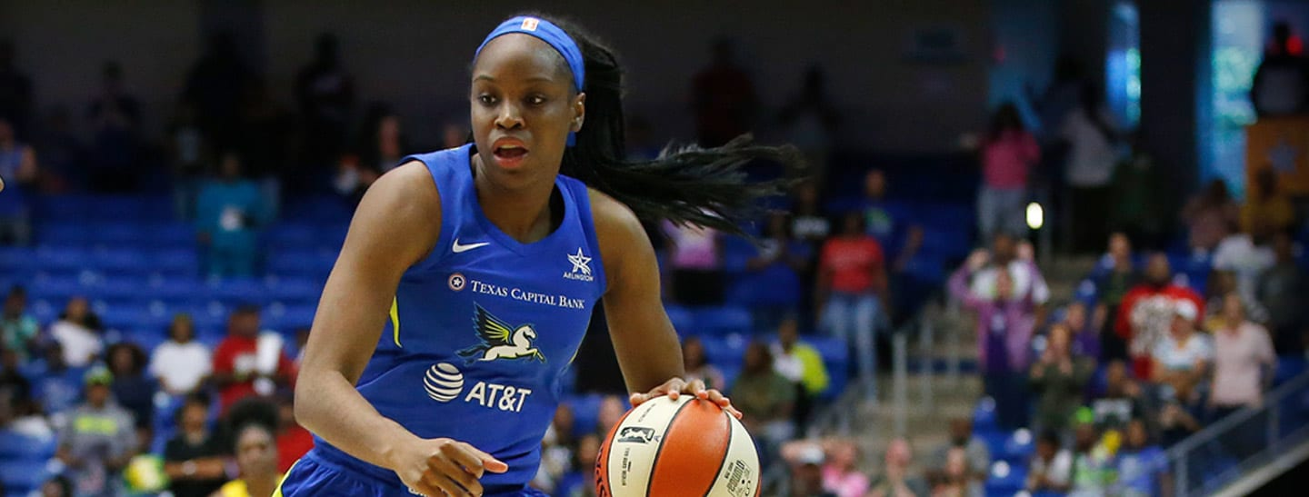 Fever Claim Kennedy Burke, Waive Asia Taylor - Indiana Fever
