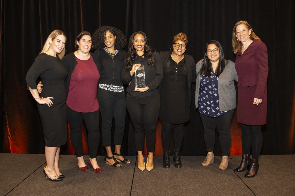 LA Sparks 2019 Franchise of the Year