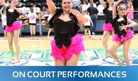 On Court Performances