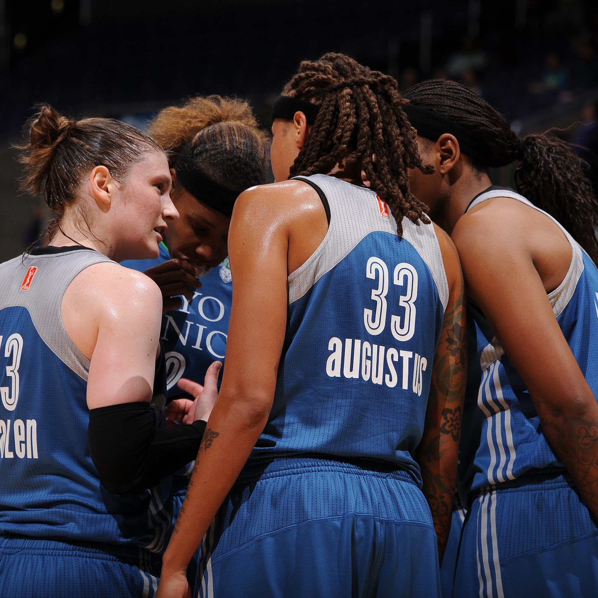 The Lynx, despite being down by five at halftime, they regained their composure and ran away in the second half, outscoring the Sparks in the third quarter 23-9.
