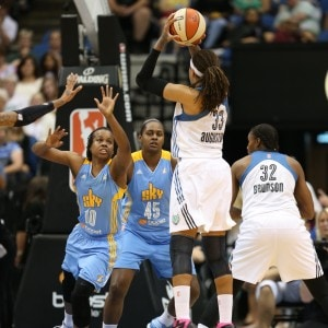 Chicago Sky v Minnesota Lynx